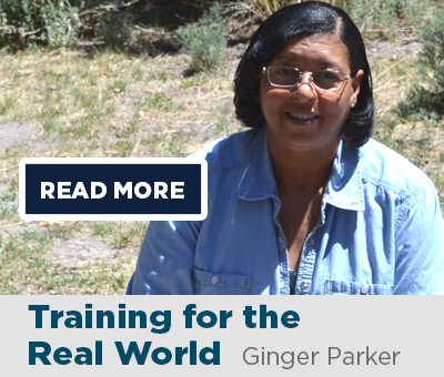 Occupational Safety & Health Online Certificate Student: Ginger Parker