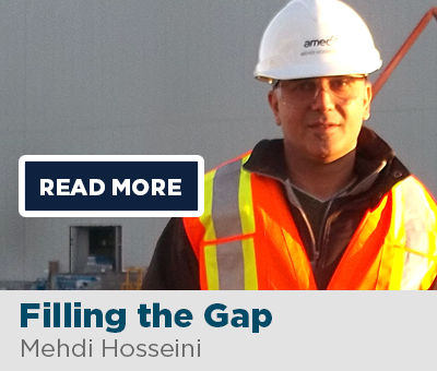 Occupational Safety & Health Online Certificate Student: Medhi Hosseini