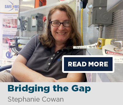 Occupational Safety & Health Online Certificate Student: Stephanie Cowan